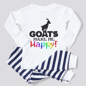 GOATS Make me Happy Pajamas