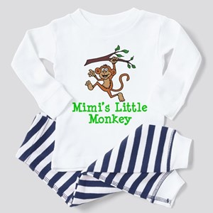 Mimi's Little Monkey Pajamas
