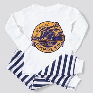 All Aboard Polar Express Toddler Pajamas