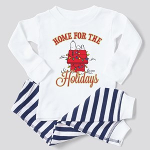 Home for the Holidays Toddler Pajamas