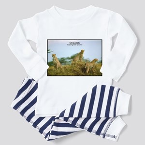 Cheetah Wildcat Photo (Front) Toddler T-Shi