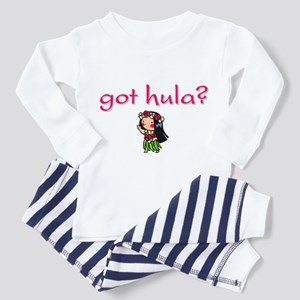 got hula? (D) Toddler Pajamas