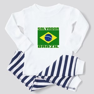 Salvador, Brazil Toddler Pajamas