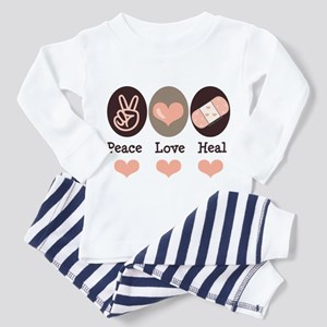 Heal Nurse Doctor Toddler Pajamas