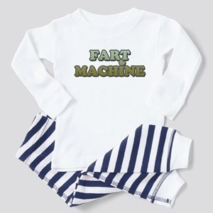 The Fart Machine Toddler Pajamas