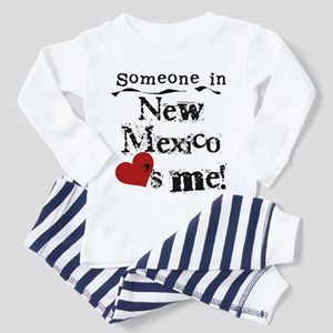 New Mexico Loves Me Toddler Pajamas