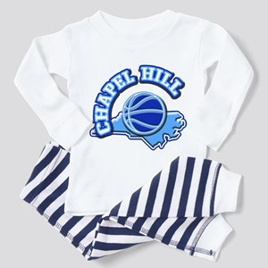 Chapel Hill Basketball Toddler Pajamas