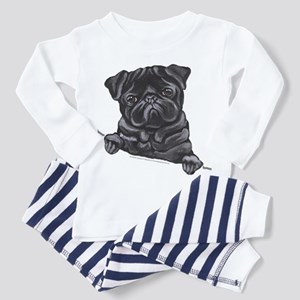 2-pug1 Toddler Pajamas