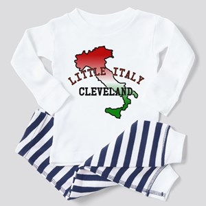 Little Italy Cleveland Toddler Pajamas