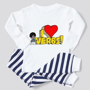 I Heart Verbs - Schoolhouse Rock! Toddler T