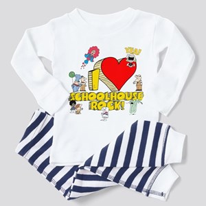 I Heart Schoolhouse Rock! Toddler Pajamas