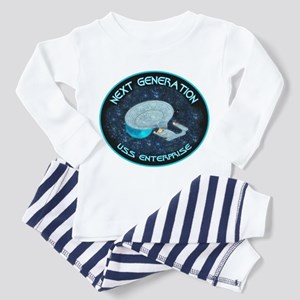 StarTrek Generation Toddler Pajamas