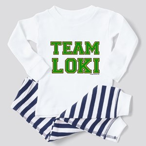 Team Loki Toddler Pajamas