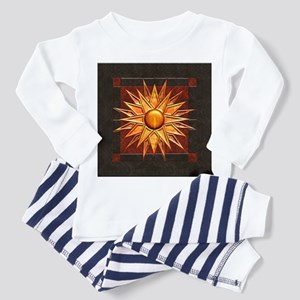 Harvest Moons Marquetry Star Pajamas