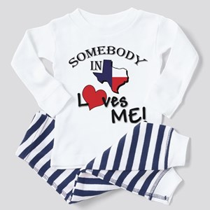 Somebody in Texas... Toddler Pajamas