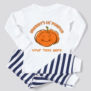 Grammy's Little Pumpkin Personalized Toddler T-Shi