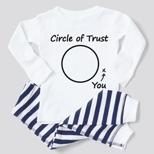 The Circle of Trust Pajamas