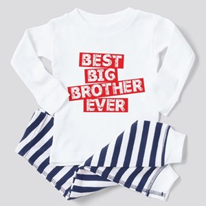 BEST BIG BROTHER EVER Pajamas