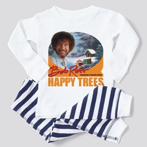 Bob Ross Toddler Pajamas