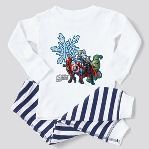 Holiday Avengers Toddler Pajamas