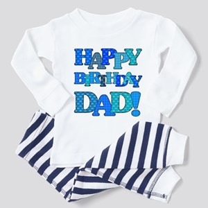 Happy Birthday Dad Pajamas