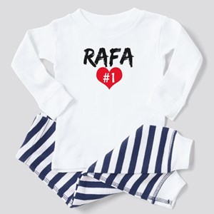 RAFA number one Toddler Pajamas