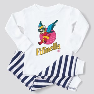Fifinella Nose Art Toddler Pajamas