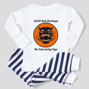 645th T. D. Toddler Pajamas