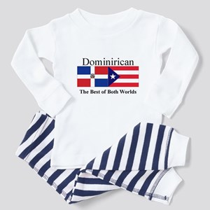 Dominirican Toddler Pajamas
