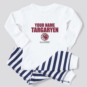 Personalized House of Stark Toddler Pajamas