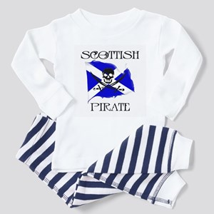 Scottish Pirate Toddler Pajamas