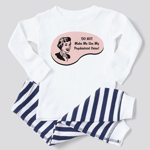 Psychiatrist Voice Toddler Pajamas