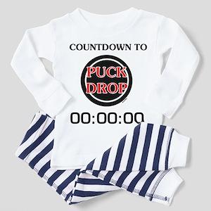 Countdown Toddler Pajamas - CafePress