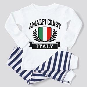 Amalfi Coast Italy Toddler Pajamas