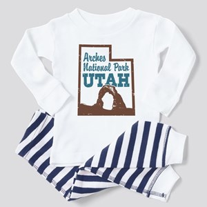 Arches National Park Utah Toddler Pajamas