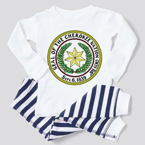 Great Seal of the Cherokee Nation Toddler Pajamas