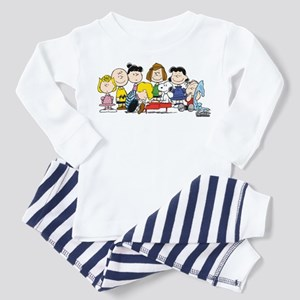 Peanuts Gang Music Toddler Pajamas