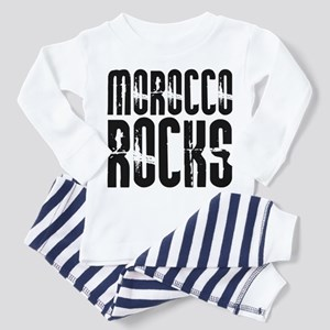 Morocco Rocks Toddler Pajamas