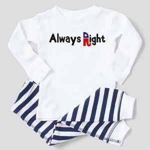 Always Right Toddler Pajamas