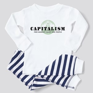 Capitalism Toddler Pajamas