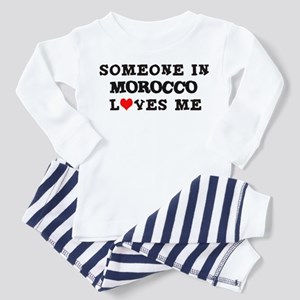 Someone in Morocco Toddler Pajamas