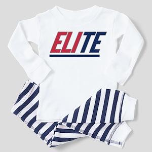 Eli Manning Toddler Pajamas - CafePress