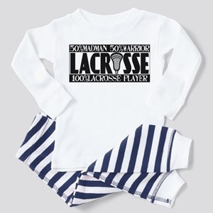 Lacrosse 100 Percent Toddler Pajamas