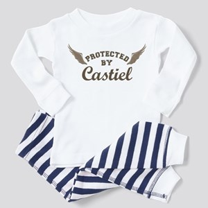 SUPERNATURAL Protected Castiel br Toddler Pajamas
