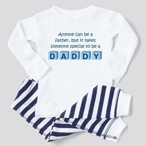 Daddy Toddler Pajamas
