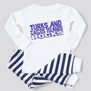 Turks and Caicos Island Rocks Toddler T-Shi