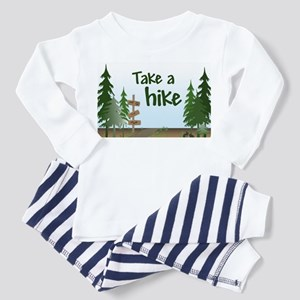 Take a hike Toddler Pajamas