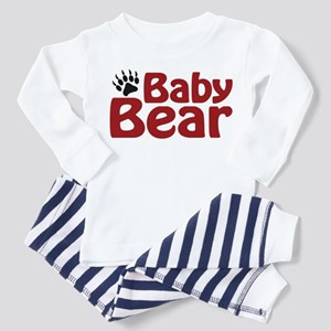 Baby Bear Claw Toddler Pajamas