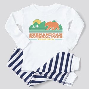 Shenandoah National Park Women's Dark Pajamas