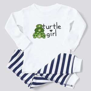 turtle girl Toddler Pajamas